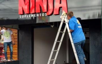 Ninja Suplementos