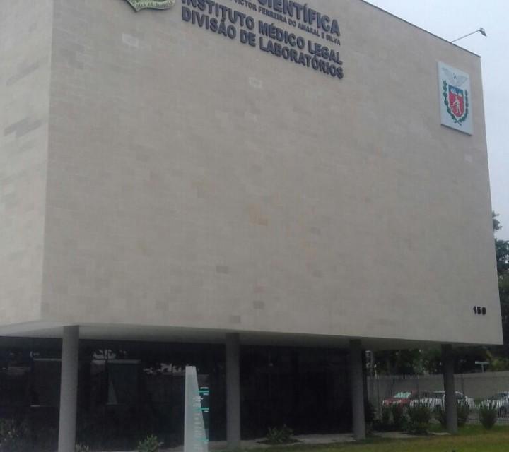 Policia Cientifica do Paraná.